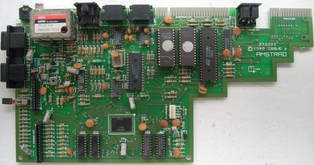 Revisión 4 de la placa de +2B.